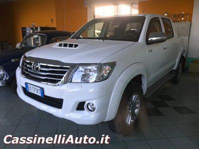 usata Toyota HiLux 3.0 D-4D AWD Automatica **UNICOPROPRIETARIO rif. 12557674
