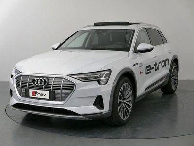 usata Audi E-Tron e-tron - 55 quattro Advanced