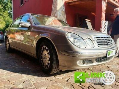 usata Mercedes E280 Classe ECDI V6 Avantgarde