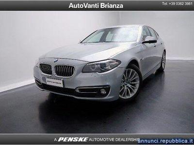 usata BMW 520 Serie 5 d Lux