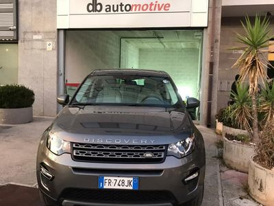 usata Land Rover Discovery Sport 2.0 TD4 150cv SE 4WD
