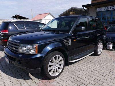 begagnad Land Rover Range Rover Sport 2.7 TDV6 HSE