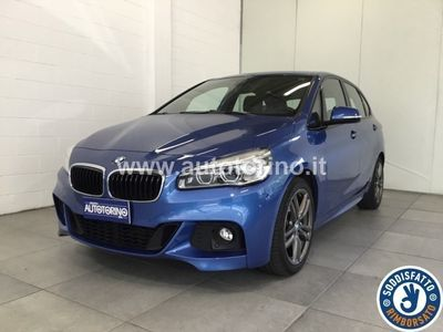 usata BMW 220 SERIE 2 ACTIVE TOURER d act.tourer xdrive Msport auto