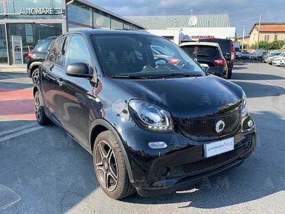 used Smart ForFour forfour90 0.9 Turbo twinamic Passion del 2017 usata a Savona