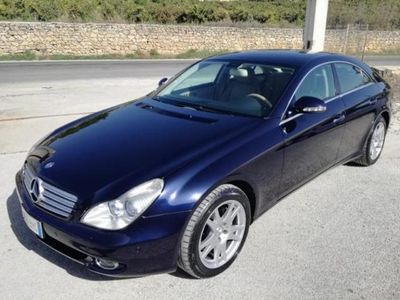 używany Mercedes CLS350 CLS 350 2007CGI CHROME fatturabile Iva compresa