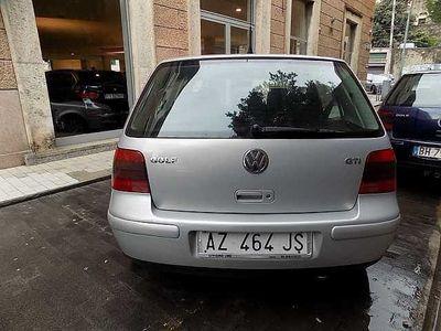 usata VW Golf IV 4ª serie 1.8 turbo 20V cat 5p. GTI