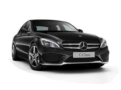 brugt Mercedes C220 d Auto Premium