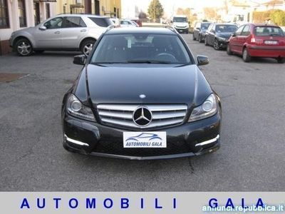 usata Mercedes C220 CDI S.W BlueEFFICIENCY Avantgarde FAP EURO 5/A rif. 7335064