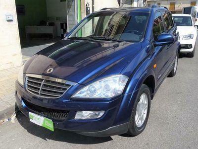 usata Ssangyong Kyron Kyron New2.0 XVT 4WD Comfort