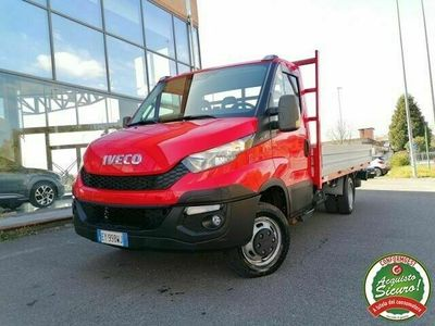 usata Iveco Daily 35C14N BTor 3.0 CNG PLM Cabinato