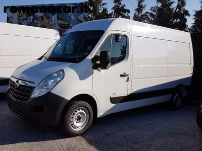 used Opel Movano 35 2.3 CDTI 130CV PM-TA.KM ZERO-NAVY-TELECAMERA
