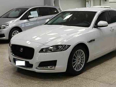 usata Jaguar XF 2.0 D 163 CV aut. Pure #PROMOZIONE