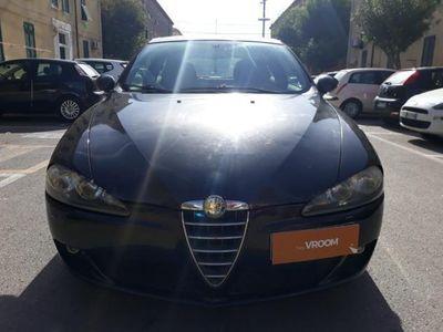 usata Alfa Romeo 147 1.6 16V TS 3 porte Black Line