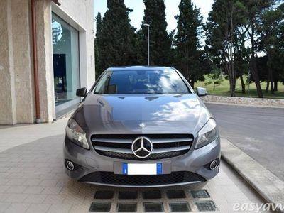 usata Mercedes A180 classecdi automatic executive diesel due volumi automatico grigio scuro