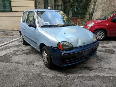 second-hand Fiat Seicento 1.1i cat Brush