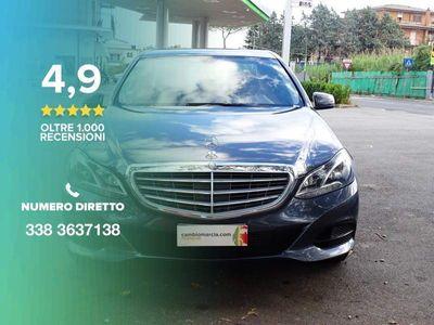 usado Mercedes E200 BlueTEC Automatic Executive
