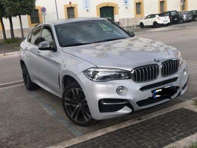 usata BMW X6 M 50d limited edition 34/75