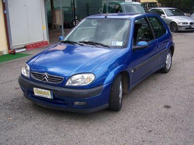 usata Citroën Saxo usata 2000
