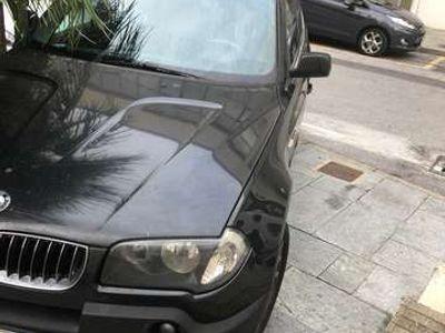usata BMW X3 3.0d cat Attiva