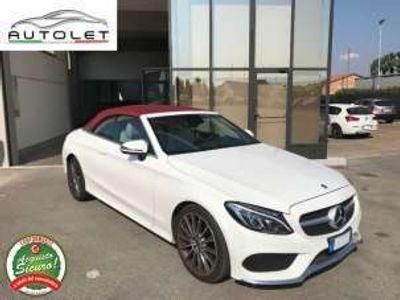 usata Mercedes C200 Auto Cabrio Premium Plus Benzina