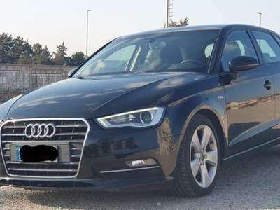 usata Audi A3 Sportback Sline full PERMUTO
