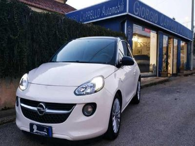 usado Opel Adam 100 CV White/Black Link