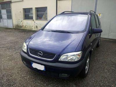 usata Opel Zafira 1.8 imp.GPL - 7 posti- -LEGGI LA DESCRIZIONE!!!!!