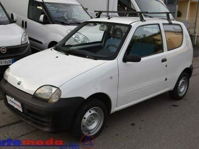 usata Fiat Seicento 1.1i Van Autocarro 2 Posti rif. 12399798
