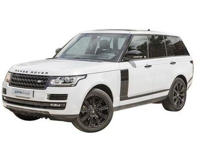 usata Land Rover Range Rover 3.0 TDV6 Vogue del 2016 usata a Avezzano