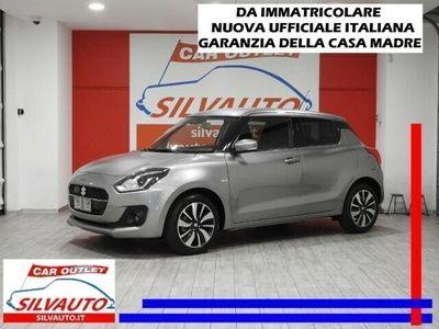 usata Suzuki Swift 1.2 HYBRID TOP 2WD 90CV - GARANZIA DELLA CASA MADRE - NUOVA UFFICIALE ITALIANA - DA IMMATRICOLARE