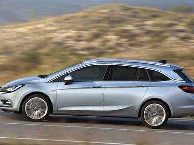 usado Opel Astra 1.6 CDTi 110CV Start&Stop Sports Tourer Dynamic