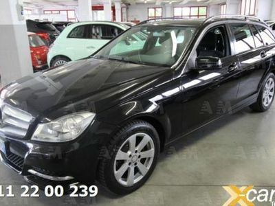 used Mercedes 180 Classe C Station WagonCDI Trend usato
