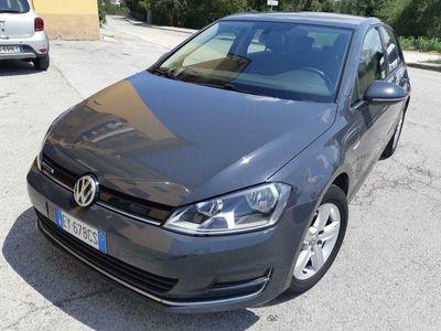 usata VW Golf 7-1,4 tgi h.line-euro 6-tagliandi -wolkswagen-unica pr