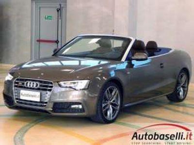 usata Audi A5 Cabriolet 2.0TDI MULTITRONIC ADVANCED S-LINE UNI PROP Diesel