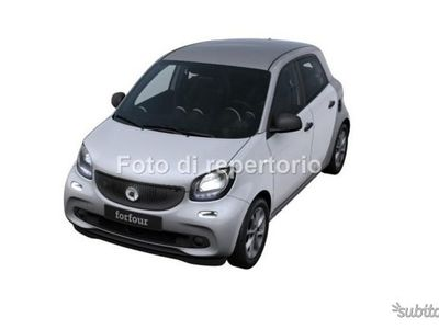 usata Smart ForFour Electric Drive -