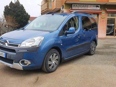 usata Citroën Berlingo Multispace 1.6 HDi 90 ETG XTR AUTOMATICA!!!