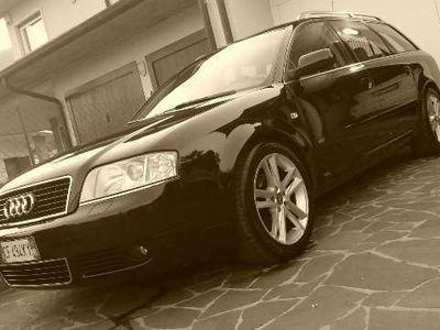 usata Audi A6 1.8 turbo cat Avant quattro