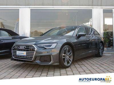 brugt Audi A6 Avant 40 2.0 TDI S-Tronic Business Sport