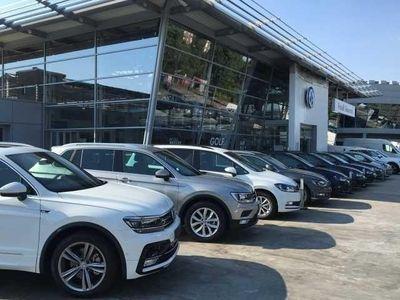 gebraucht VW Golf Sportsvan 1.6 TDI 110 CV DSG Executive BMT