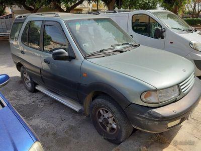 usata Tata Safari - 2002