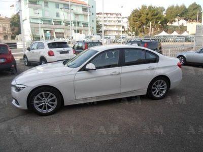 usata BMW 320 Serie 3 d Business Advantage aut.