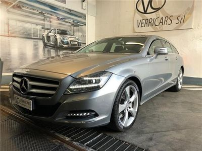used Mercedes CLS350 CDI SW BlueEFFICIENCY 4Matic