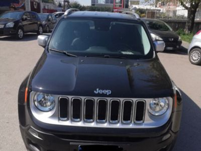 usado Jeep Renegade limited automatico