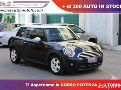 used Mini Cooper Diesel 1.6 16V 99.000km Unicoproprietario