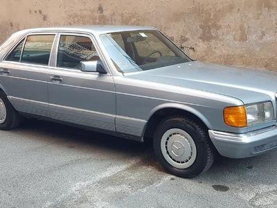 usado Mercedes 280 se (w126) - 1984
