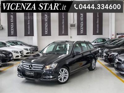 used Mercedes 220 Classe C Station WagonCDI Avantgarde del 2014 usata a Altavilla Vicentina
