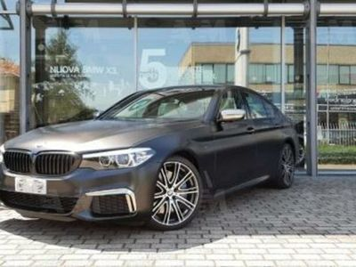 usata BMW M550 Serie 5 d xDrive nuova a Piacenza