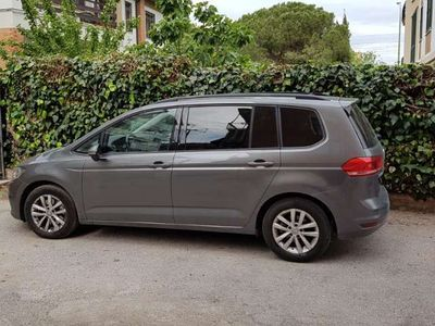 used VW Touran 1.6 TDI Business BlueMotion Techn