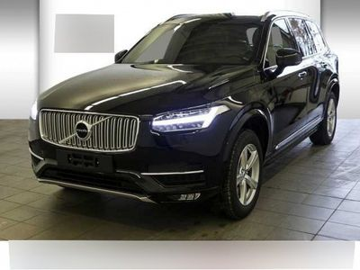 brugt Volvo XC90 D5 Awd Geartronic Inscription 7-sitzer Acc Navi