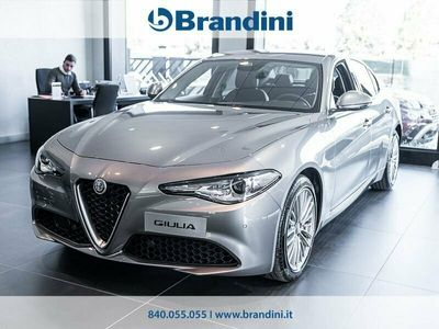 usata Alfa Romeo Giulia 2.2 Turbo Diesel 190 CV AT8 Executive